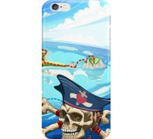 Treasure-Island-Landscape-Fantasy iPhone Case/Skin