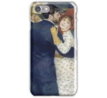 Auguste Renoir - Country Dance 1883 iPhone Case/Skin