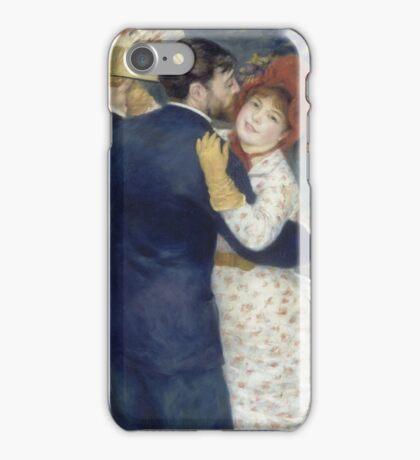 Auguste Renoir - Country Dance 1883 iPhone Case/Skin