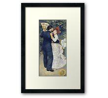 Auguste Renoir - Country Dance 1883 Framed Print