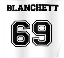 Blanchett Varsity Poster