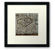 Egon Schiele - Autumn Tree in Stirred Air Winter Tree 1912 Expressionism, Landscape Framed Print