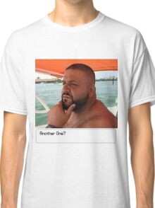 DJ Khaled's Ultimate Decision Classic T-Shirt