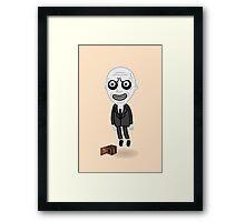 The Gentlemen Pop  Framed Print
