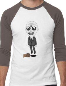 The Gentlemen Pop  Men's Baseball ¾ T-Shirt