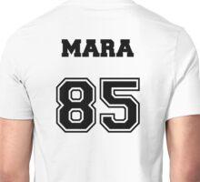 Mara Varsity Unisex T-Shirt