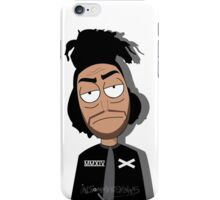 Rick And Abel iPhone Case/Skin