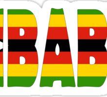 Zimbabwe Sticker