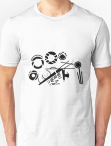 Catapult in Motion  T-Shirt