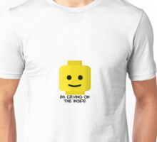 Lego Crying Unisex T-Shirt