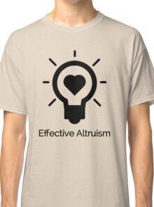 Effective Altruism Classic T-Shirt