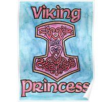 Viking Princess Poster
