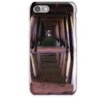Beneath the Jetty iPhone Case/Skin