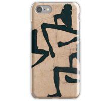 Egon Schiele - Composition with Three Male Nudes 1910 Egon Schiele  iPhone Case/Skin