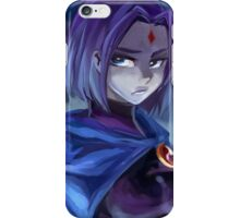 Raven Teen Titans iPhone Case/Skin