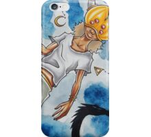 Forever Warrior, Noticed iPhone Case/Skin