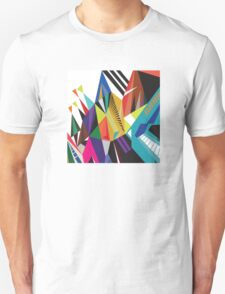 Road To Colorland T-Shirt