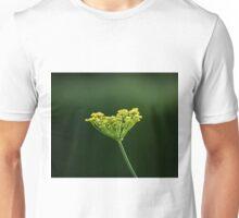 Fennel flower head Unisex T-Shirt