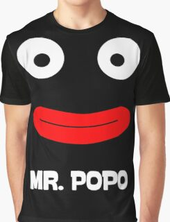 Popo Graphic T-Shirt
