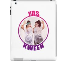 BROAD CITY YAS KWEEN iPad Case/Skin