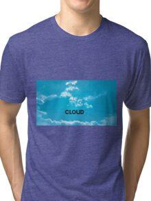 Cloud 9 Team Logo Tri-blend T-Shirt
