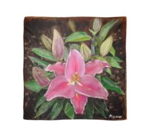 Asiatic Lily Scarf