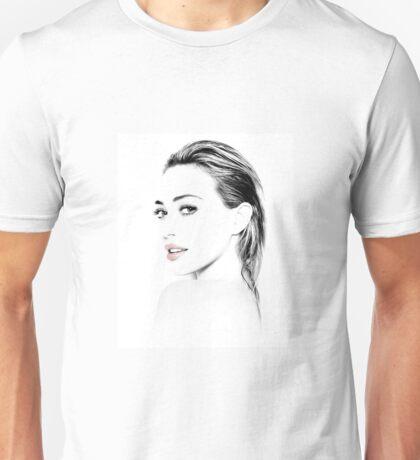 Hilary Duff Unisex T-Shirt