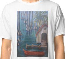 Swamp Boat House Classic T-Shirt