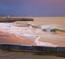 rain sunset surf by terezadelpilar~ art & architecture