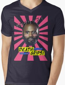 Death Grips - No Love Desu Web Mens V-Neck T-Shirt