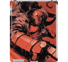 Hellboy  Red Furious iPad Case/Skin