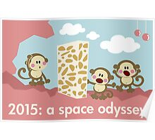 2015: a space odyssey Poster