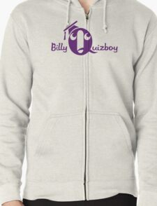 Billy Quizboy - Venture Brothers Zipped Hoodie