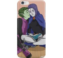 BB and Rae iPhone Case/Skin