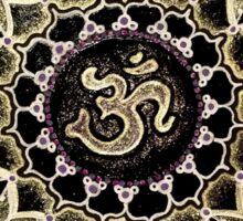 Om Shanti Sticker