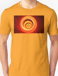 Orange Marble T-Shirt