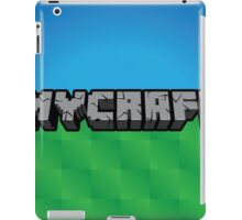Mycraft iPad Case/Skin