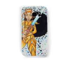 Elder Scrolls Online Wood Elf  Samsung Galaxy Case/Skin