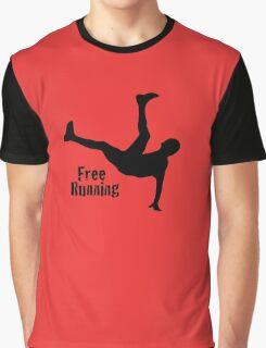 Analog - Free running Graphic T-Shirt