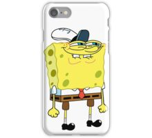 Spongebob Smirk iPhone Case/Skin