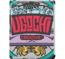 Ugochi Creative logo 3 iPad Case/Skin