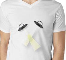 UFO X Mens V-Neck T-Shirt