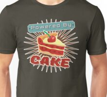 Powered by Cake Unisex T-Shirt