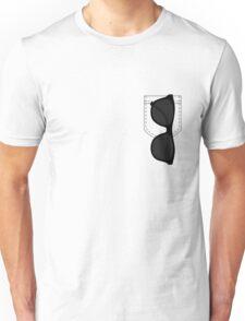 Pocket Full of Sunglasses  Unisex T-Shirt