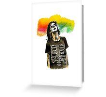 Flaws - Bastille Greeting Card