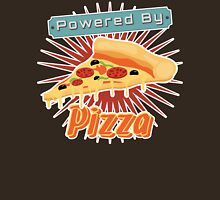 Powered by Pizza Unisex T-Shirt