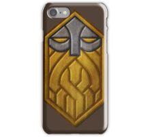 Dwarven Sigil iPhone Case/Skin
