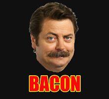 ron swanson bacon Unisex T-Shirt