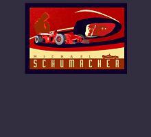 michael schumacher Ferrari racing poster Unisex T-Shirt