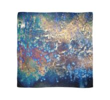 Summer Solar Storm Abstract Be Square Scarf